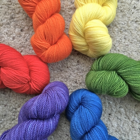 miss babs gradient kit 2 ply yummy rainbow yarn knitting